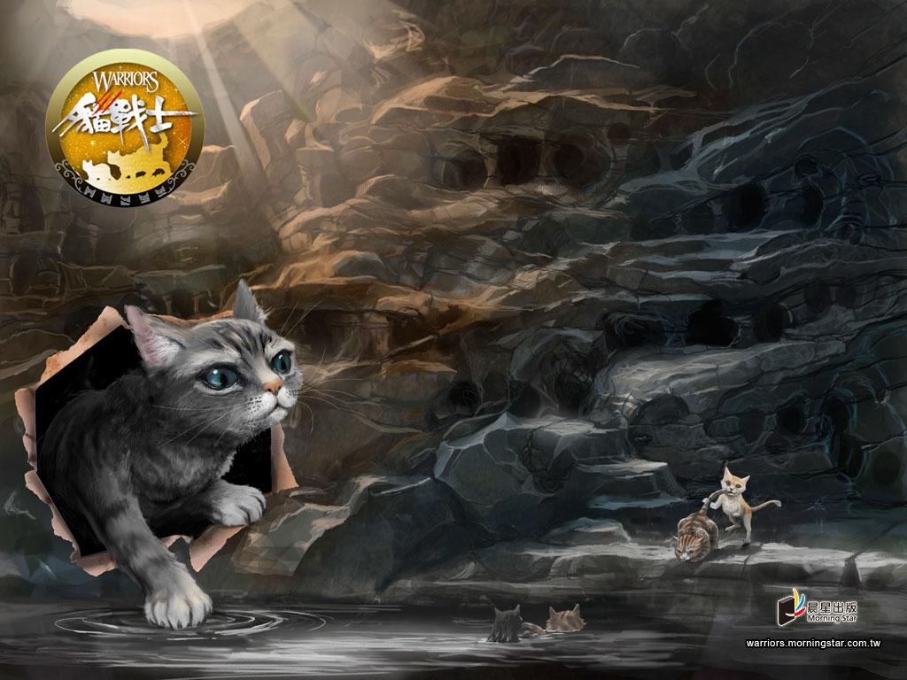 貓戰士 | 中文官方網站 | 桌布下載